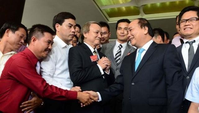 Thủ tướng sẽ gặp và đối thoại với cộng đồng DN vào trung tuần tháng 5/2017