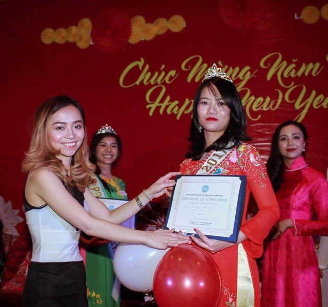 Ở cương vị đại sứ du học sinh, Trà có nhiều dự định quảng bá hình ảnh thế hệ trẻ Việt tại Mỹ.