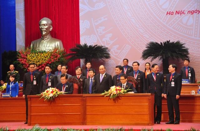 Thủ tướng Nguyễn Xuân Phúc chứng kiến lễ ký Nghị quyết liên tịch giữa Chính phủ và BCH TW Đoàn