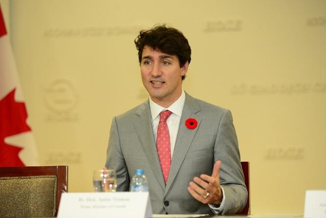 Thủ tướng Justin Trudeau đánh giá cao vai trò của Việt Nam trong khu vực Đông Nam Á. Ông cũng khẳng định Canada luôn mong muốn tăng cường và mở rộng hơn mối quan hệ hợp tác với Việt Nam.