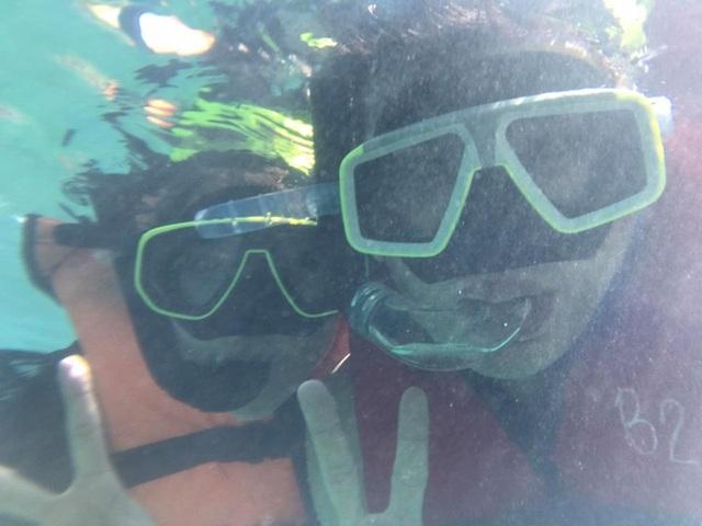 Lương Thế Thành - Thúy Diễm tình tứ bên bờ biển Thái Lan - 7