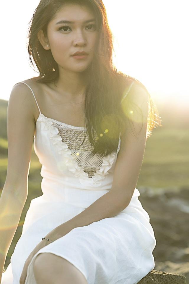 """Thùy Dung hát hit """"Xe đạp"""" của Thùy Chi bằng tiếng Nhật tại Miss International 2017 - 2"""