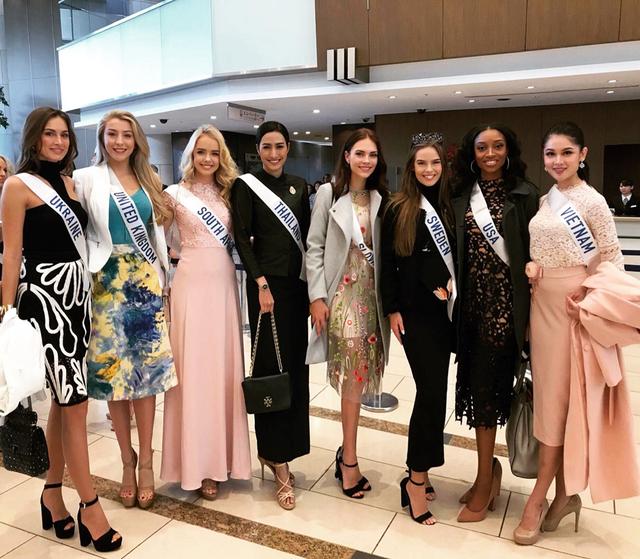 Cuộc thi Hoa hậu Quốc tế 2017 đã chính thức khai mạc tại Nhật Bản với buổi họp báo ra mắt báo chí vào ngày 27/10.