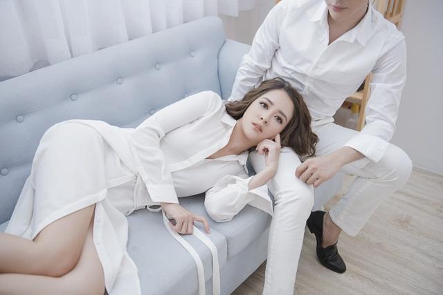 Thùy Dương là bà mẹ đơn thân xinh đẹp của làng phim truyền hình Việt Nam.