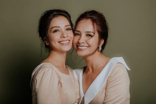 Thúy Hằng và Thúy Hạnh là hai cái tên quen thuộc và được mến mộ trong giới thời trang từ những thập niên 90 bởi vẻ đẹp rạng rỡ, góc cạnh và đầy cá tính.