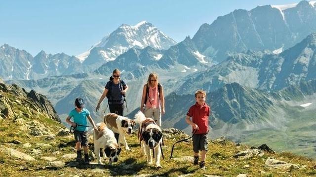 Bí quyết nuôi con trưởng thành của người Thuỵ Sĩ - 2