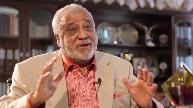Mohammed Al Amoudi, tỷ phú da màu giàu gốc Ethiopia