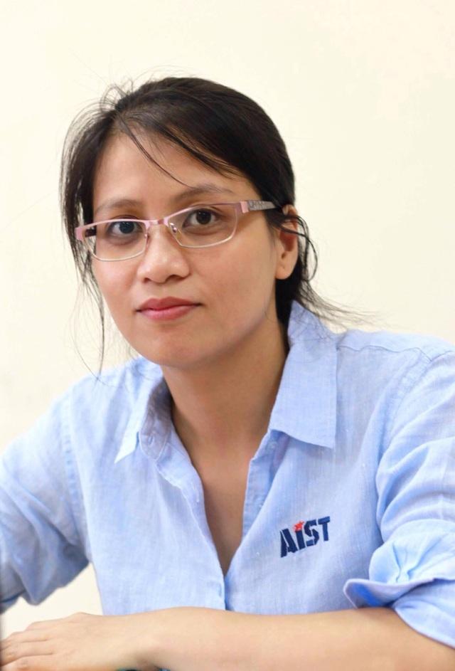 TS Nghiêm Thị Minh Hòa
