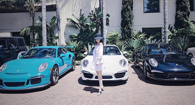 Xuất thân từ một gia đình kinh doanh xe hơi, Tiểu Giang có đam mê với các dòng xe sang