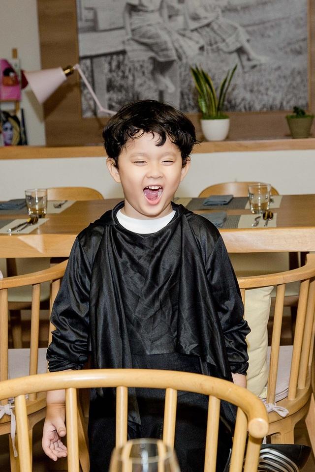 Trương Quỳnh Anh – Tim cùng tổ chức sinh nhật hoành tráng cho con trai - 12