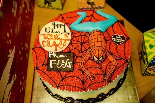 Trương Quỳnh Anh – Tim cùng tổ chức sinh nhật hoành tráng cho con trai - 10