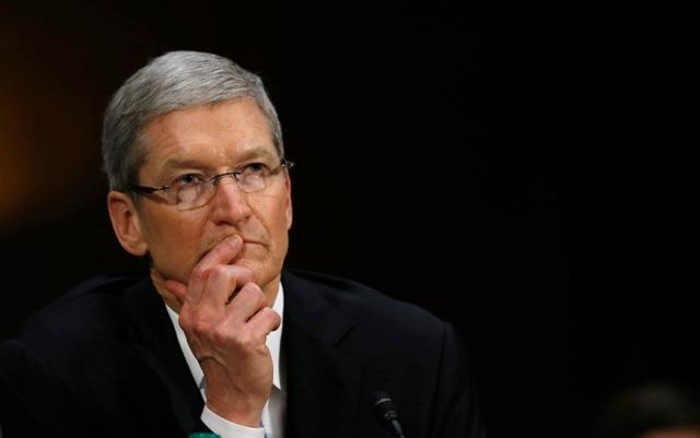 Tim Cook - CEO đương nhiệm của Apple
