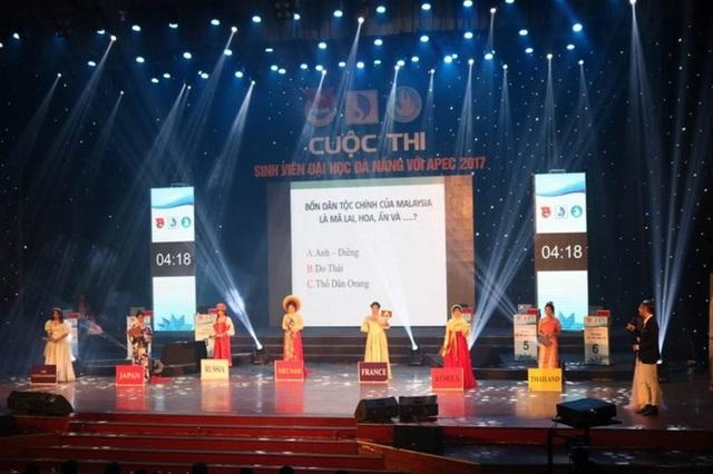 Chung kết Cuộc thi Sinh viên ĐH Đà Nẵng với APEC