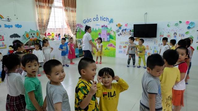 Đà Nẵng chi gần 23,9 tỉ đồng đầu tư trang thiết bị - đồ chơi cho trẻ từ 6 - 18 tháng tuổi ở các trường mầm non công lập (ảnh minh họa)