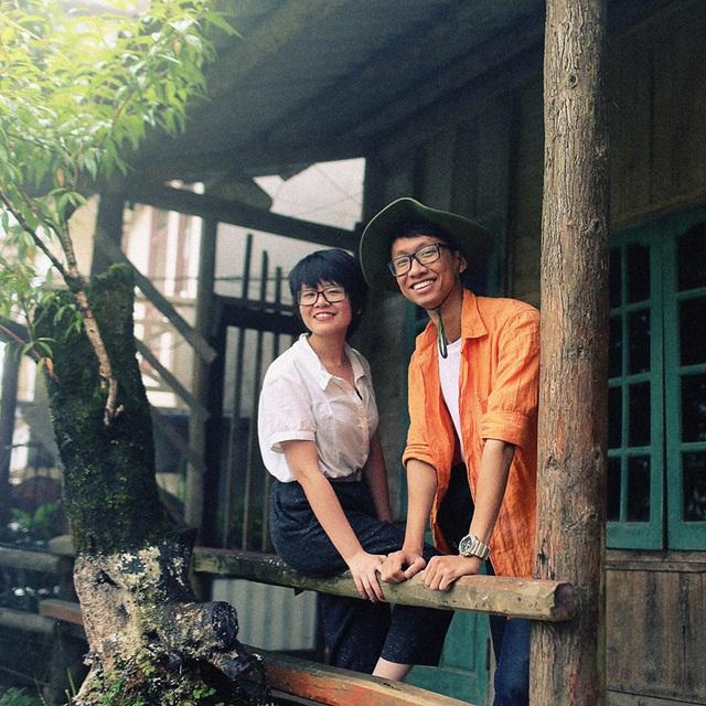 Cặp đôi Phí Tuấn Minh – Nguyễn Hoài Minh
