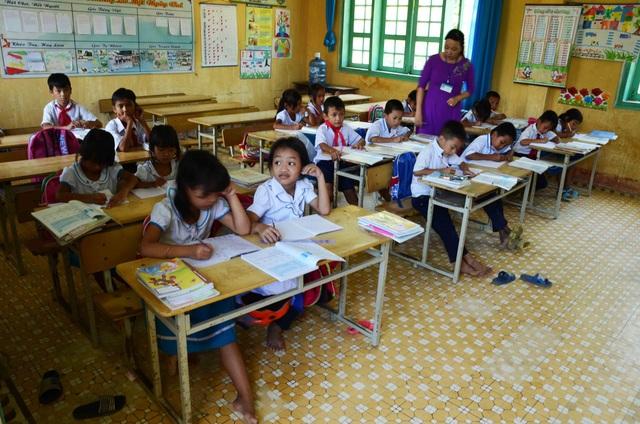 Tỉnh Quảng Ngãi tổ chức thi tuyển 1.658 giáo viên.