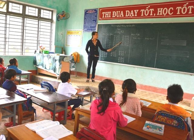 Quảng Ngãi hiện thiếu hơn 1.000 giáo viên từ bậc Mầm non đến THCS.