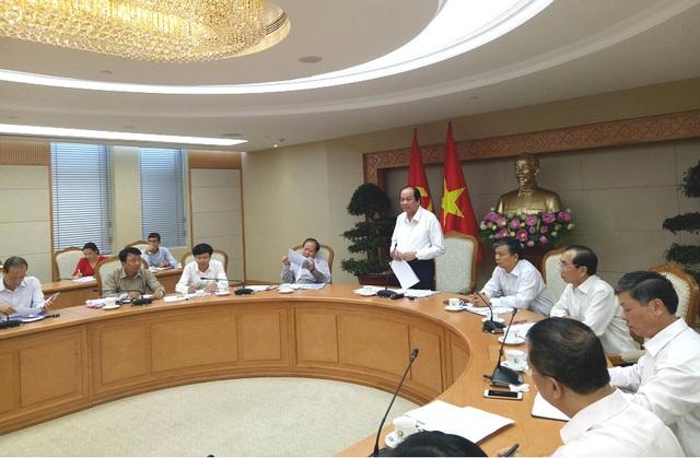 Ông Mai Tiến Dũng cho biết, tinh thần của Thủ tướng là tạo mọi điều kiện để các dự án hoạt động trở lại (ảnh: BD)