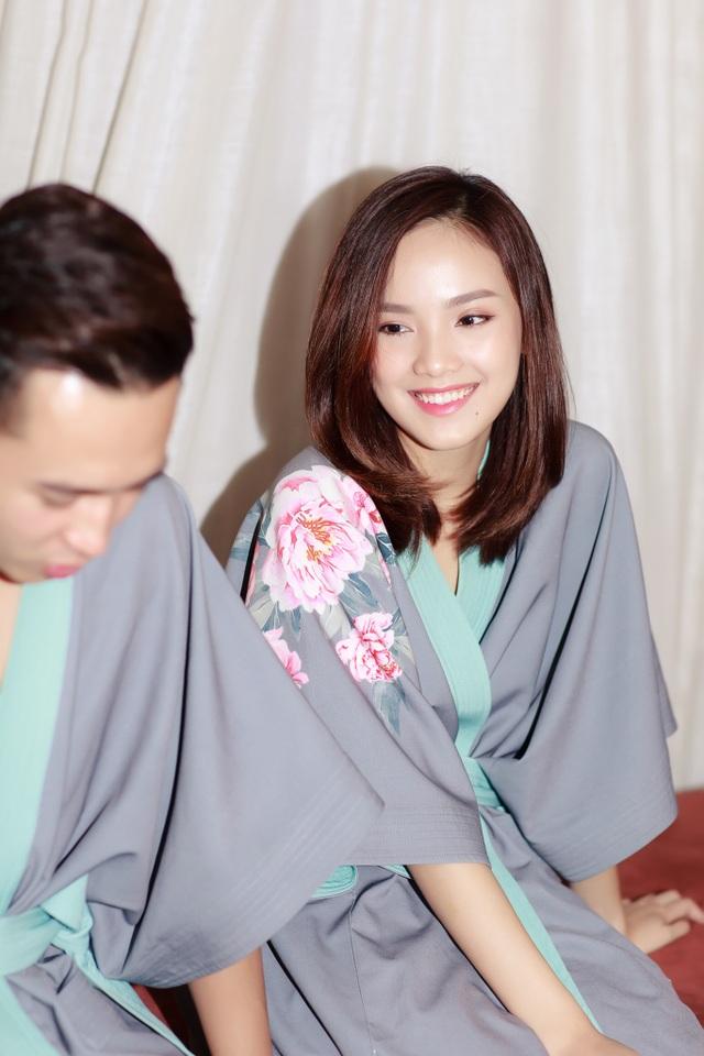 Nói về việc không lấn sân showbiz như nhiều người đẹp Hoa hậu Việt Nam 2016, Tố Như trải lòng, con đường cô chọn không phải là lĩnh vực nghệ thuật.