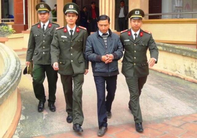 Đinh Trọng Tấn đã có hành vi vu khống, bôi nhọ, xúc phạm lãnh đạo huyện Quảng Xương.