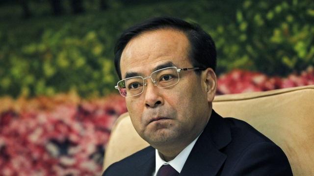 Cựu Bí thư Trùng Khánh Tôn Chính Tài (Ảnh: Reuters)