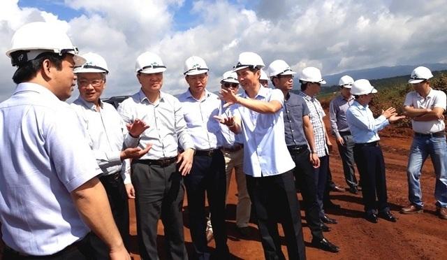 Đoàn công tác của Bộ Công Thương đánh giá hiệu quả 2 dự án.
