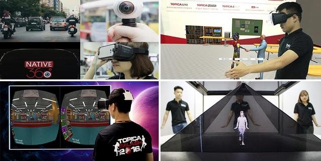 Các đội thi sẽ đưa AI vào 5 App sẵn có trên VR, Hololens, Hologram, Kinect