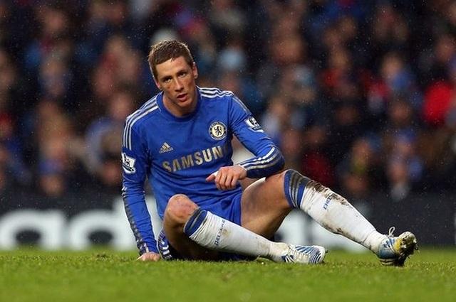 Torres từng thất bại thảm hại ở Stamford Bridge