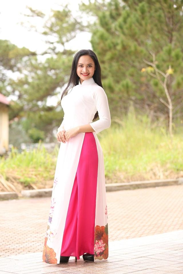 Thí sinh Hoa khôi Sinh viên là đại biểu ĐH Đoàn toàn quốc XI - 8