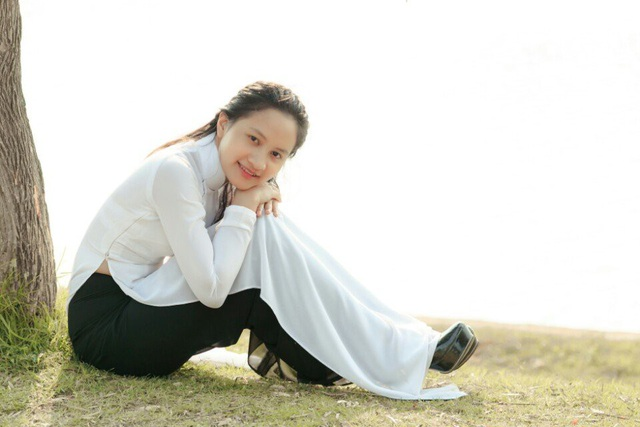 Thí sinh Hoa khôi Sinh viên là đại biểu ĐH Đoàn toàn quốc XI - 9