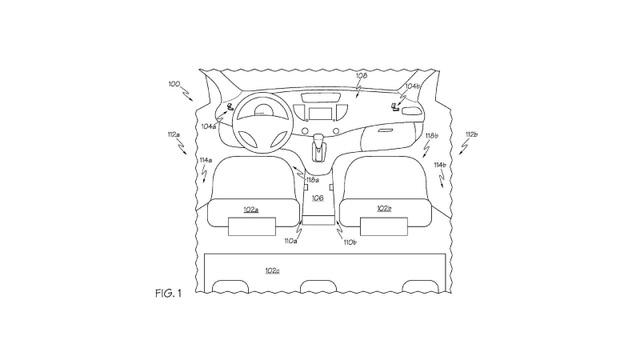 Toyota muốn dùng công nghệ giúp nhặt đồ bị rơi trên xe ô tô - 7