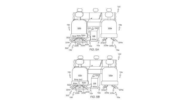 Toyota muốn dùng công nghệ giúp nhặt đồ bị rơi trên xe ô tô - 4
