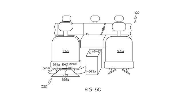 Toyota muốn dùng công nghệ giúp nhặt đồ bị rơi trên xe ô tô - 3