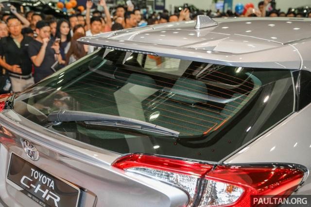 Toyota C-HR rục rịch ra mắt thị trường ASEAN - 9