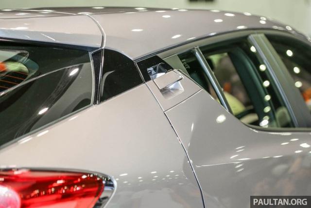 Toyota C-HR rục rịch ra mắt thị trường ASEAN - 8