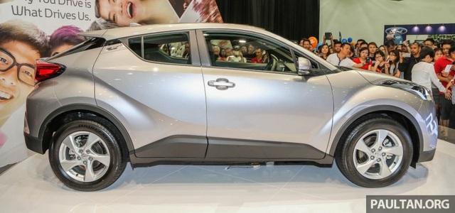 Toyota C-HR rục rịch ra mắt thị trường ASEAN - 5