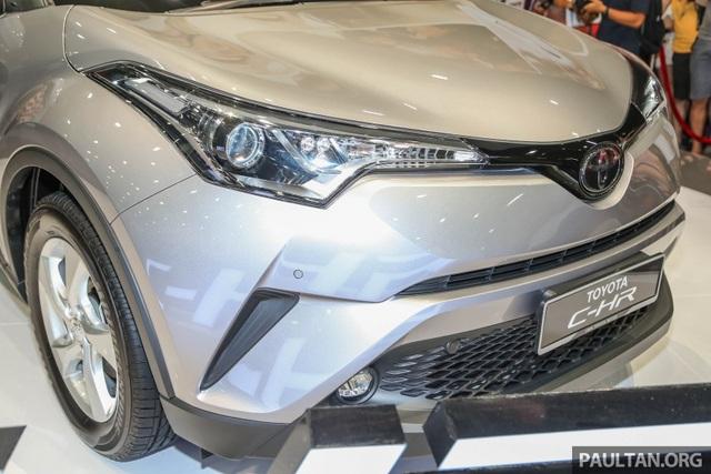 Toyota C-HR rục rịch ra mắt thị trường ASEAN - 2