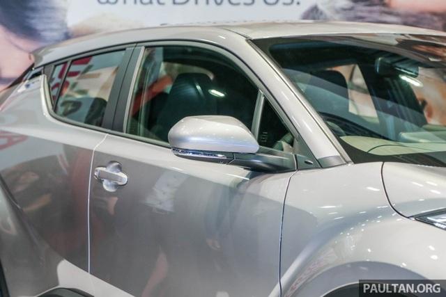 Toyota C-HR rục rịch ra mắt thị trường ASEAN - 3