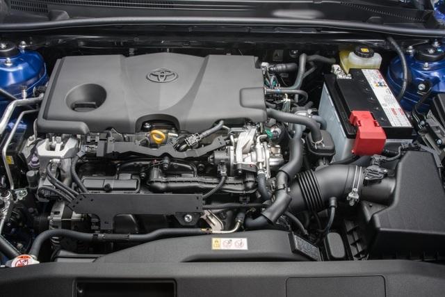 Động cơ Dynamic Force I4 2.5L VVT-iE
