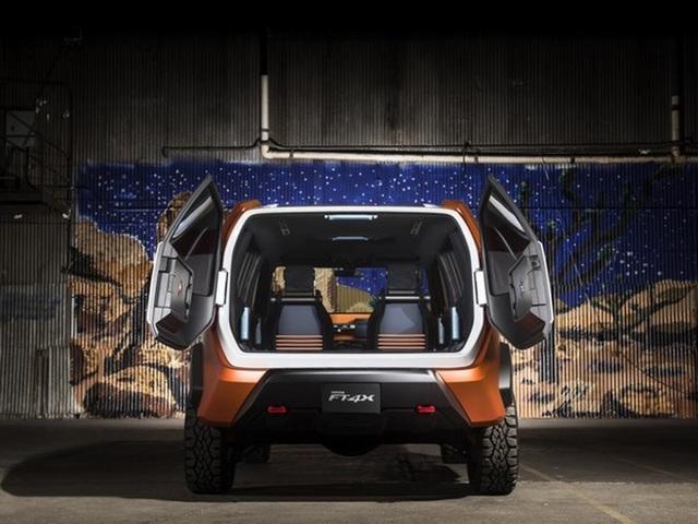FT-4X thể hiện ý tưởng phá cách của Toyota - 8