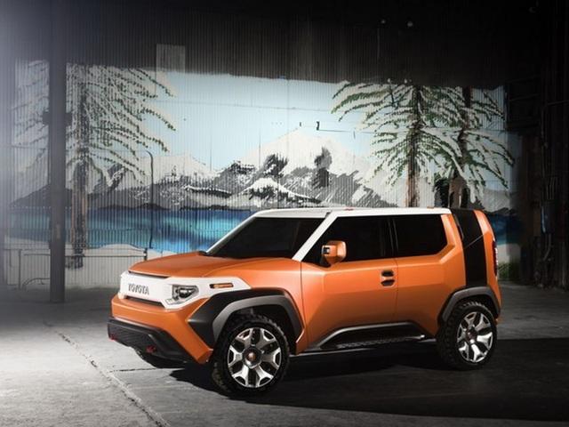FT-4X thể hiện ý tưởng phá cách của Toyota - 4