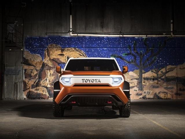 FT-4X thể hiện ý tưởng phá cách của Toyota - 2
