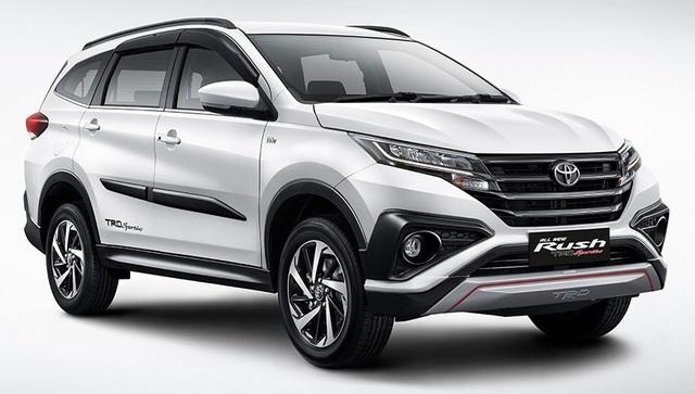 Toyota ra mắt crossover 7 chỗ mới mang tên Rush cho thị trường Đông Nam Á - 2