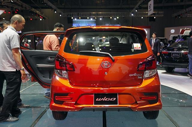 """Toyota Wigo, Suzuki Celerio có """"xứng tầm"""" với anh em Hyundai-KIA? - 19"""