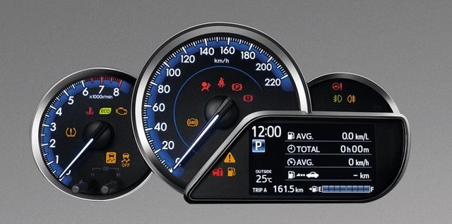 Toyota Yaris Ativ chính thức ra mắt - 11