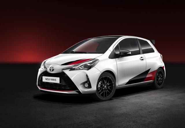 Toyota Yaris có phiên bản dùng động cơ 1.8L tăng áp - 1