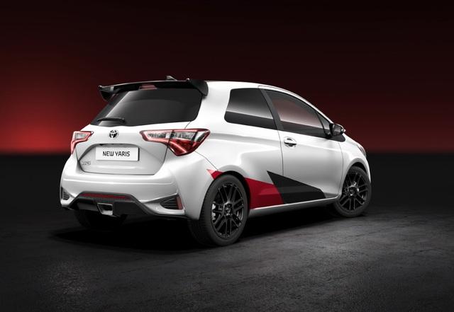 Toyota Yaris có phiên bản dùng động cơ 1.8L tăng áp - 2