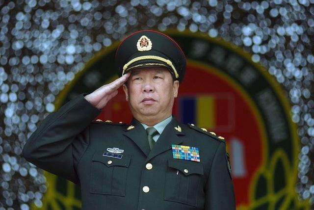 Tân Tổng tham mưu trưởng quân đội Trung Quốc Li Zuocheng (Ảnh: Reuters)