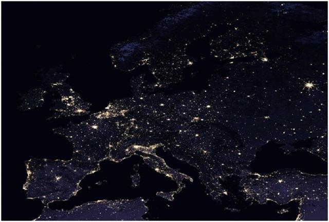 Khu vực Châu Âu