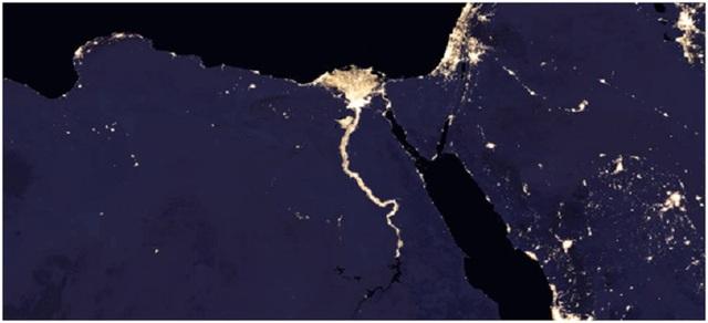 Lực vực sông Nile – Bắc Phi